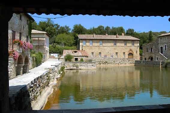 La casaccina agriturismo terme siena vicino a san - Terme di bagno vignoni ...